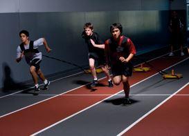 training speed